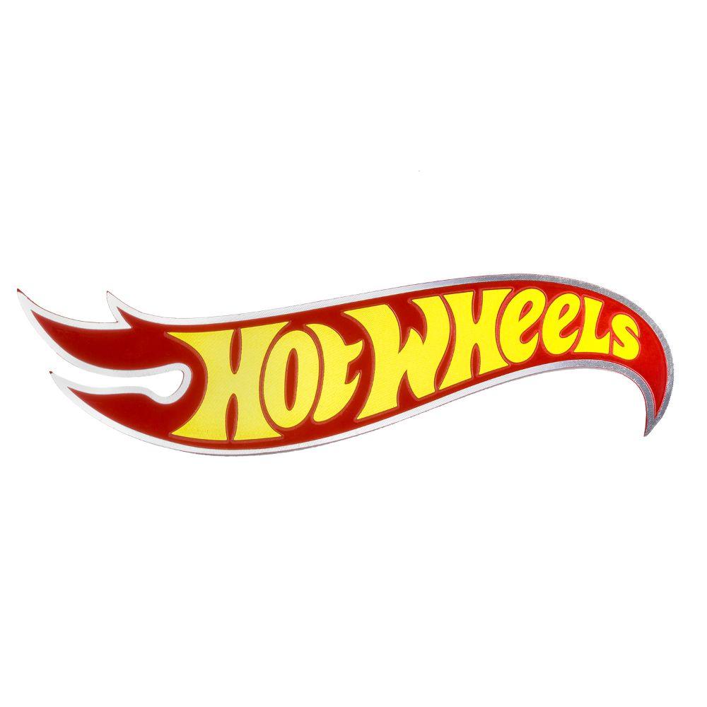 Pilot Automotive HOT-0003 Hot Wheels Round CF Emblem